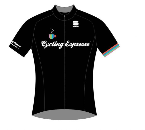 Sportful Wielershirt Cycling Espresso 2018-19 - Voor